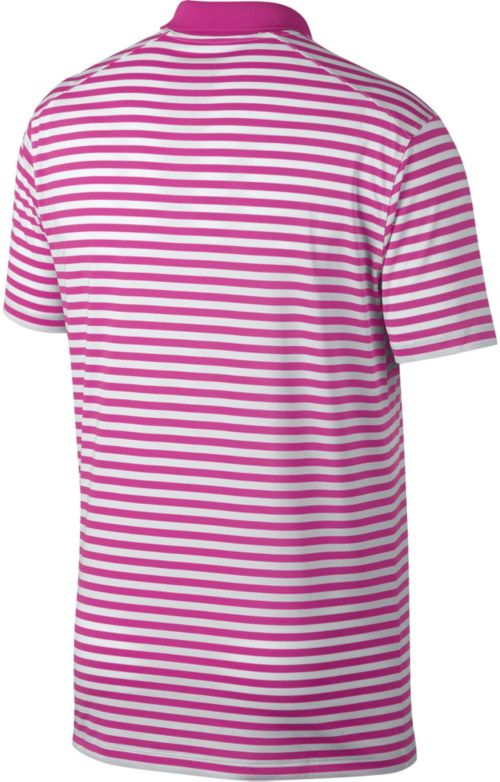 33450571 Nike Men's Striped Dry Victory Golf Polo | DICK'S Sporting Goods