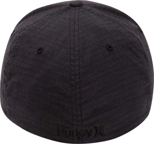 premium selection d6622 8e9e5 Hurley Men s Black Textures Hat. noImageFound. Previous. 1. 2