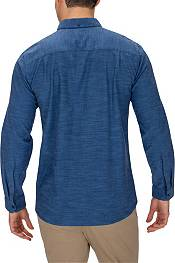 Hurley Men's One & Only 2.0 Woven Long Sleeve Shirt product image