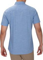 Hurley Men's One & Only 2.0 Woven Short Sleeve Shirt product image