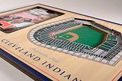 You the Fan Cleveland Indians 3D Picture Frame product image