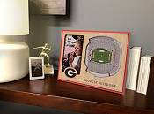You the Fan Georgia Bulldogs 3D Picture Frame product image