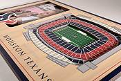 You the Fan Houston Texans 3D Picture Frame product image