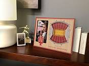 You the Fan Indiana Hoosiers 3D Picture Frame product image