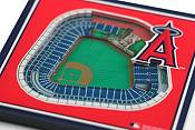 You the Fan Los Angeles Angels Stadium View Coaster Set product image