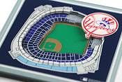 You the Fan New York Yankees 3D Stadium Views Coaster Set product image