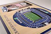 You the Fan Seattle Seahawks 3D Picture Frame product image