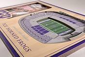 You the Fan TCU Horned Frogs Stadium Views Desktop 3D Picture product image