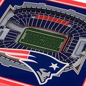 You the Fan New England Patriots 3D Stadium Views Coaster Set product image