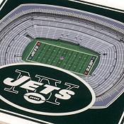 You the Fan New York Jets 3D Stadium Views Coaster Set product image