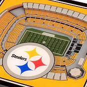 You the Fan Pittsburgh Steelers 3D Stadium Views Coaster Set product image