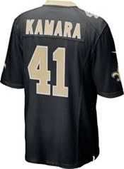 Nike Men's New Orleans Saints Alvin Kamara #41 Black Game Jersey product image