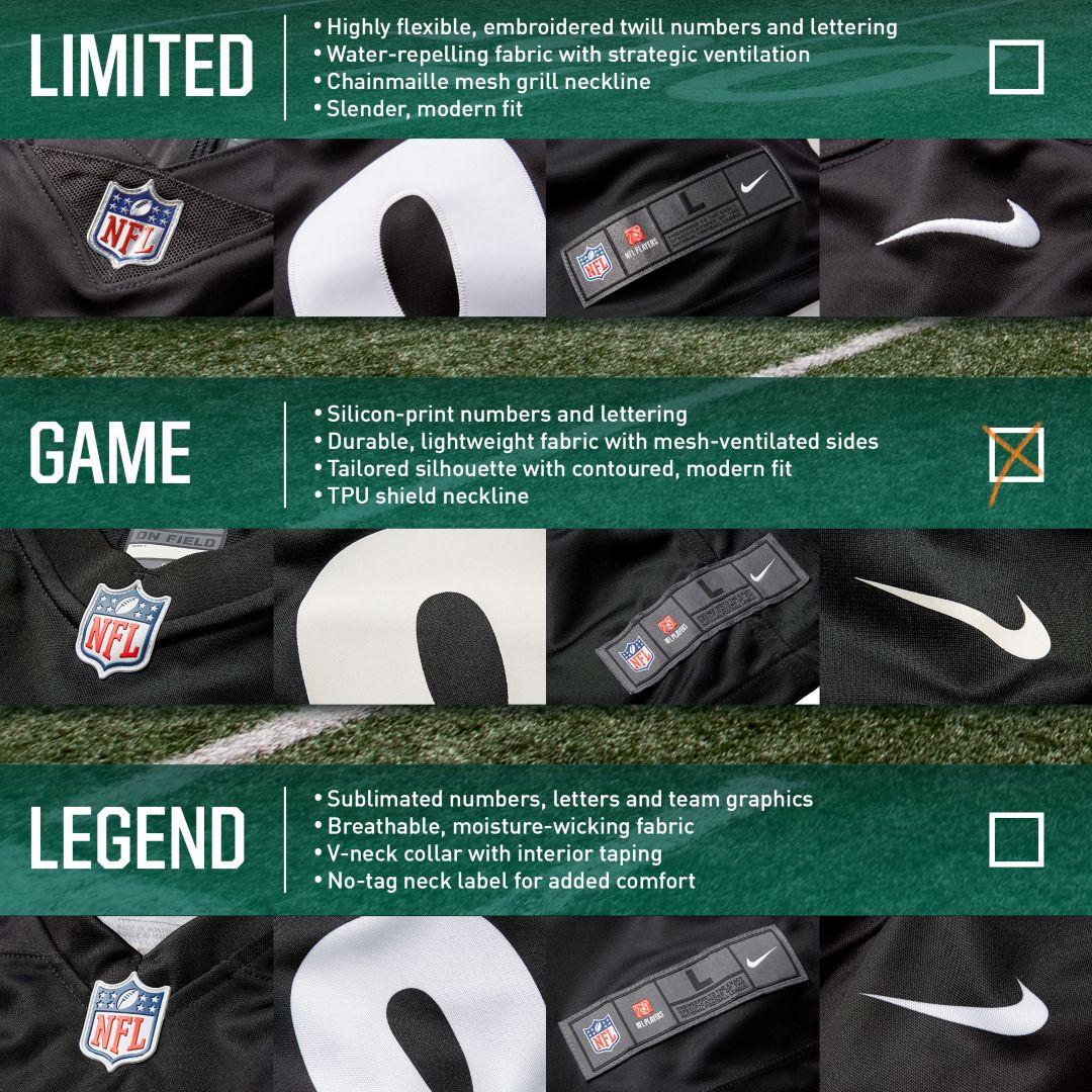 huge selection of 06e64 434d7 Nike Men's Home Game Jersey New Orleans Saints Alvin Kamara #41