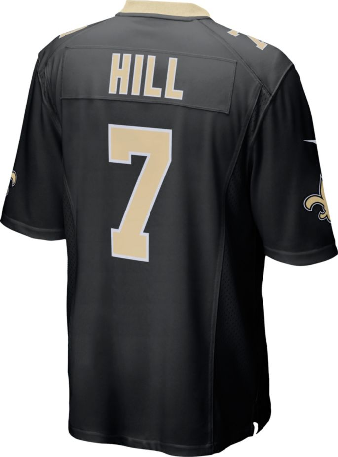cheaper 80df7 48000 Nike Men's Home Game Jersey New Orleans Saints Taysom Hill #7