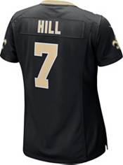 Nike Women's New Orleans Saints Taysom Hill #7 Black Game Jersey product image