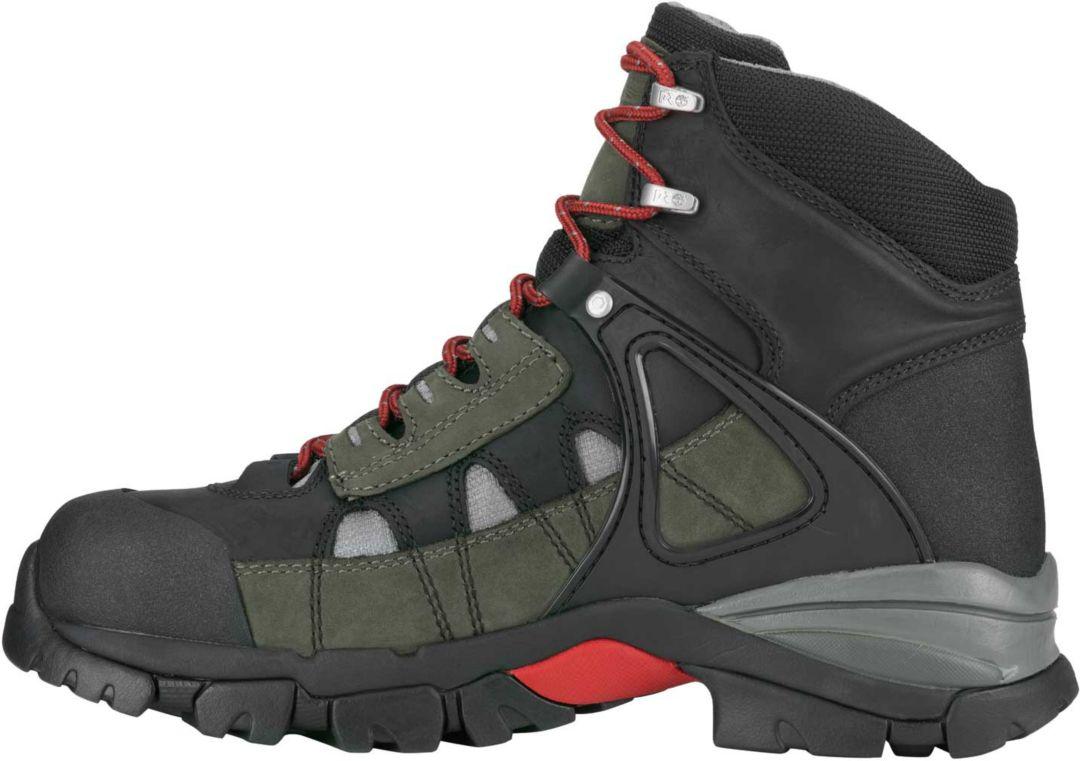 "5a4afbf765a Timberland PRO Men's 6"" Hyperion Waterproof Work Boots"