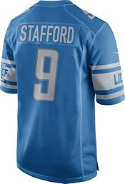 Nike Men's Home Game Jersey Detroit Lions Matthew Stafford #9 product image