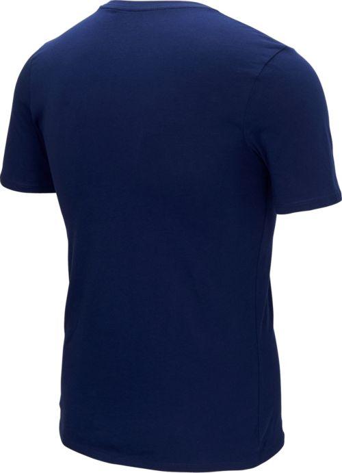Nike Men s Tottenham Hotspur Crest Navy T-Shirt  09b1c8f04