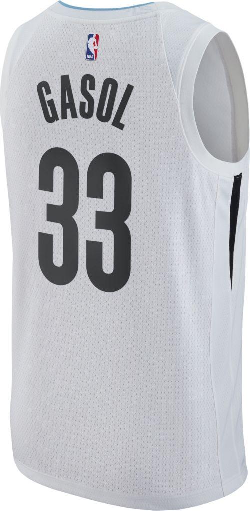 458008014 Nike Men s Memphis Grizzlies Marc Gasol Dri-FIT City Edition Swingman Jersey.  noImageFound. Previous. 1. 2. 3