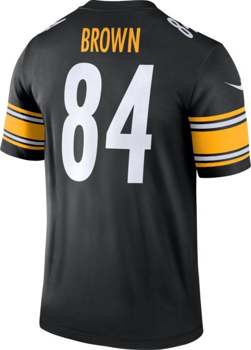 e1d9cdc17 Nike Men s Home Legend Jersey Pittsburgh Steelers Antonio Brown  84.  noImageFound. Previous. 1. 2. 3