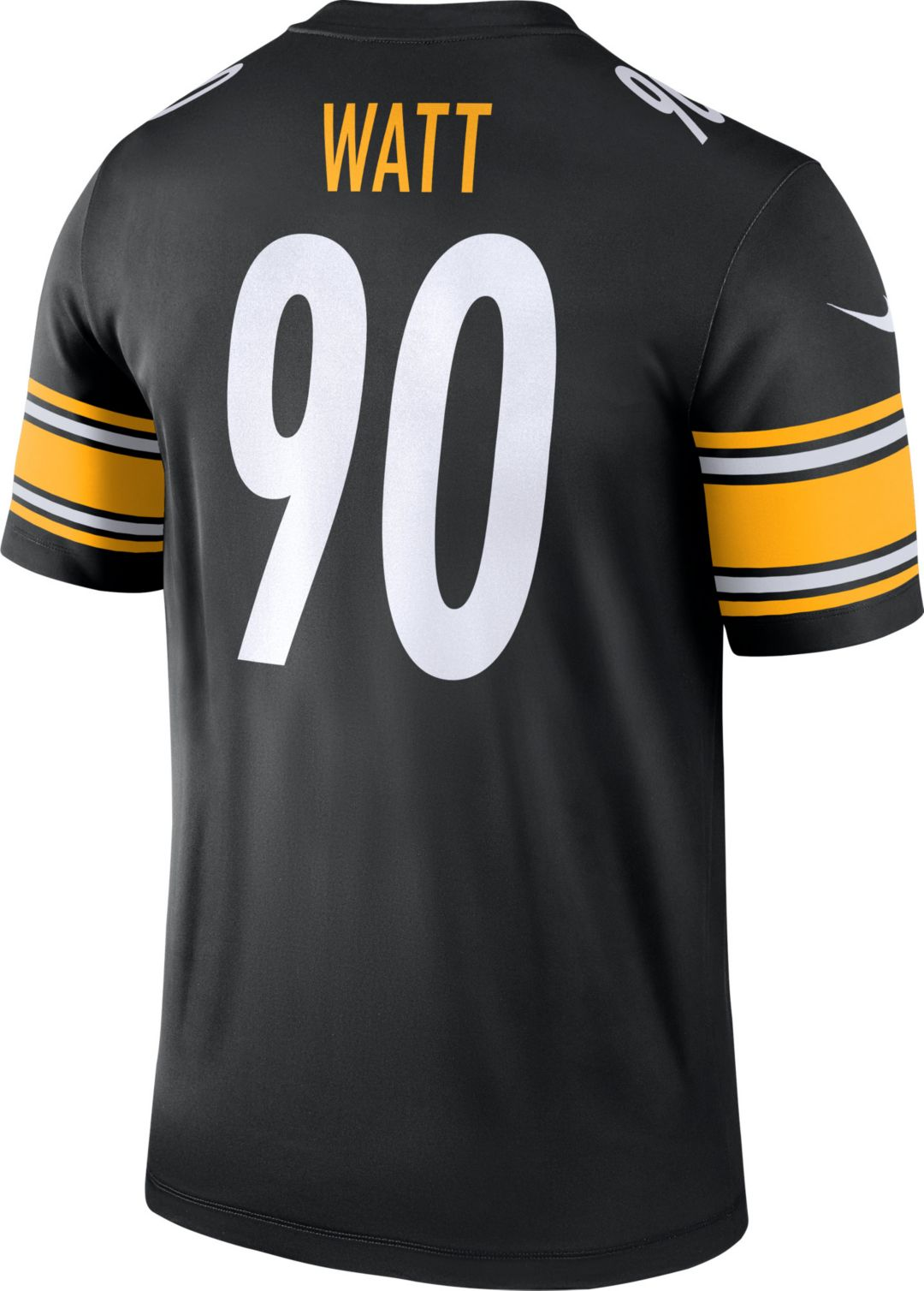brand new dfc88 5b6a9 Nike Men's Home Legend Jersey Pittsburgh Steelers T.J. Watt #90