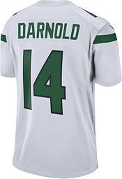 Nike Men's New York Jets Sam Darnold #14 White Game Jersey product image
