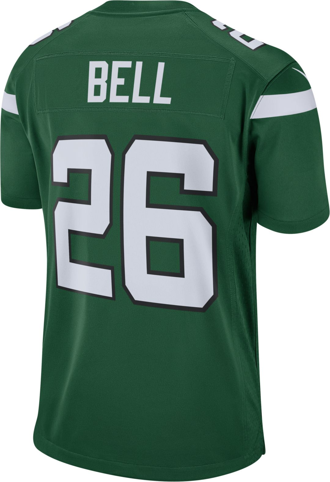 super popular f1169 2cce0 Nike Men's Home Game Jersey New York Jets Le'Veon Bell #26