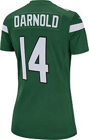 Nike Women's New York Jets Sam Darnold #14 Green Game Jersey product image