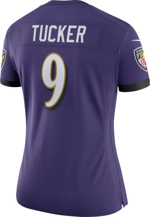 Nike Women s Home Limited Jersey Baltimore Ravens Justin Tucker  9 ... 6e09f211a
