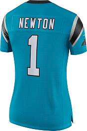 Nike Women's Color Rush Limited Jersey Carolina Panthers Cam Newton #1 product image
