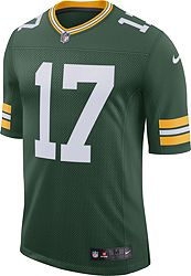 new product 0c864 dc696 Nike Men's Home Limited Jersey Green Bay Packers Davante Adams #17