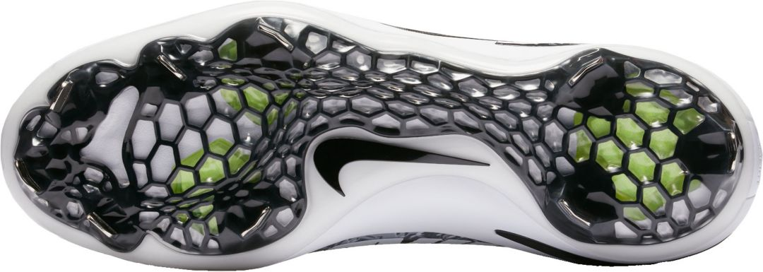 brand new 3260f 4eae5 Nike Men s Force Zoom Trout 4 Mid Metal Baseball Cleats 2