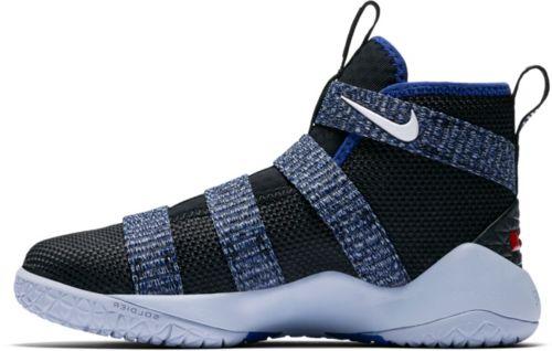 81592716554f Nike Kids  Preschool LeBron Soldier XI Basketball Shoes