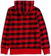 Levi's Boys' Batwing Logo Plaid Pullover Hoodie product image