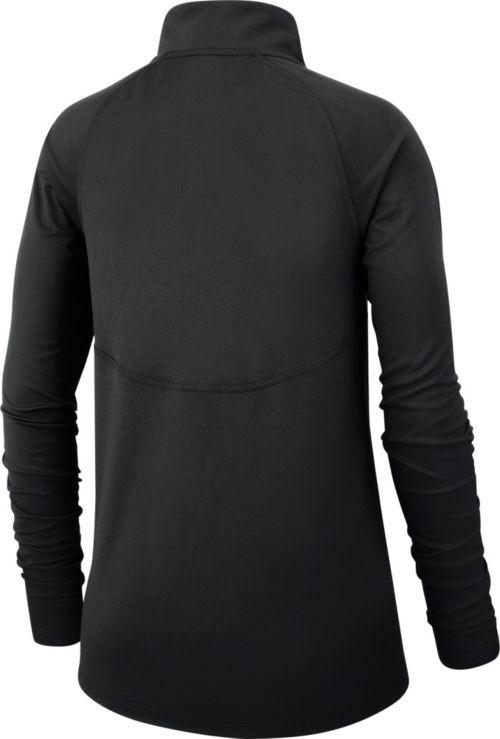 Nike Women s Atlanta Falcons Core Black Half-Zip Pullover. noImageFound.  Previous. 1. 2 acaff248bb