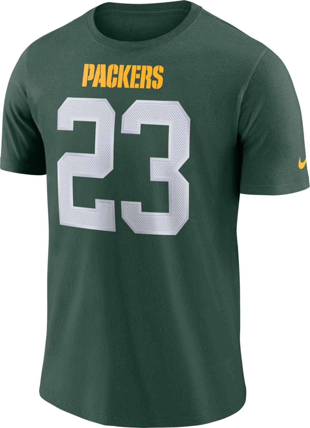 best cheap ac03c 5c14a Jaire Alexander #23 Nike Men's Green Bay Packers Pride Green T-Shirt