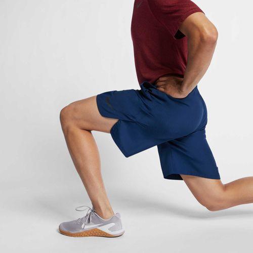 9dead714f54f4 Nike Men s 8   Flex Woven Training Shorts 2.0