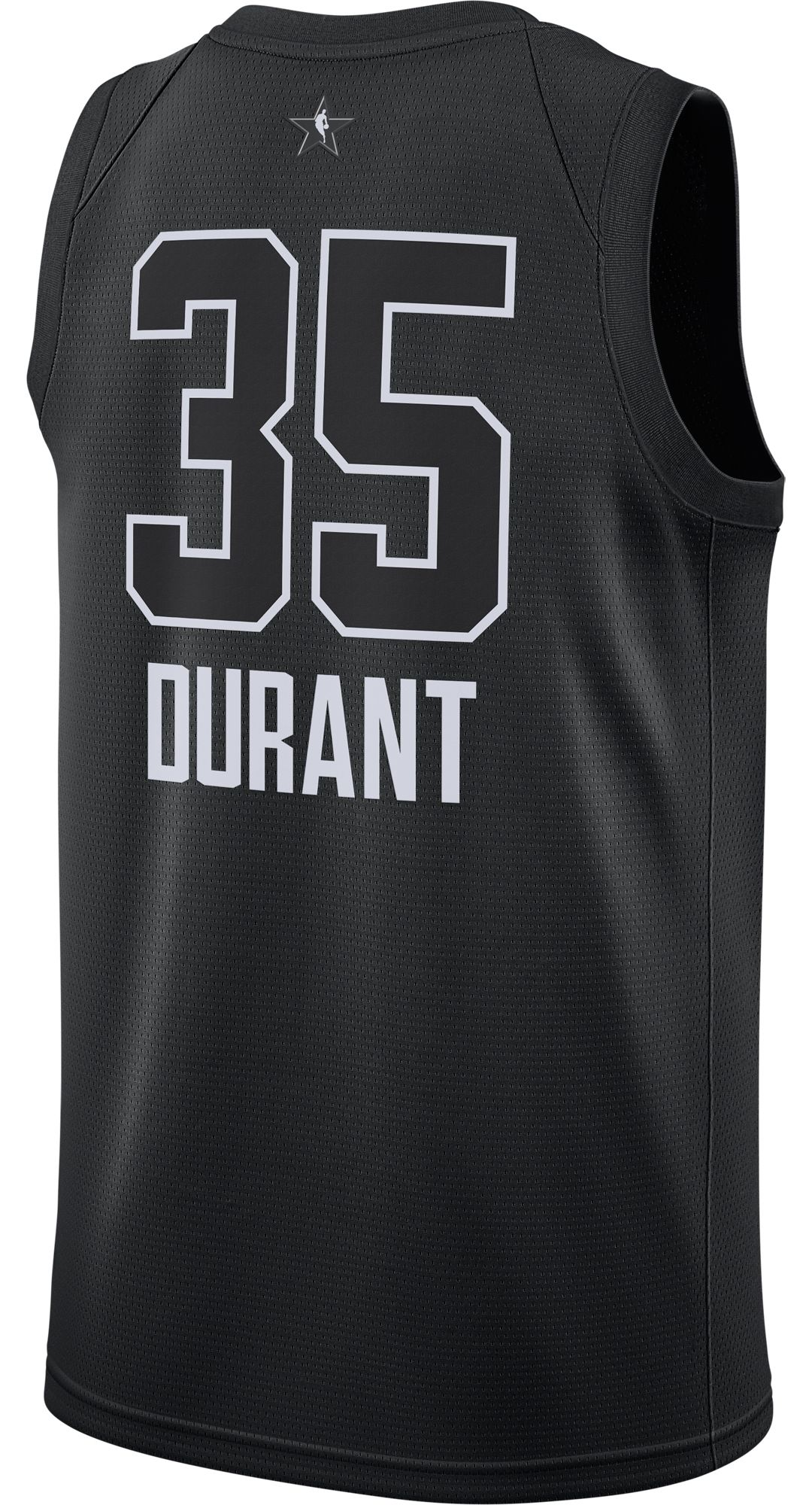 4e85cc1594a Jordan Men s 2018 NBA All-Star Game Kevin Durant Black Dri-FIT Swingman  Jersey