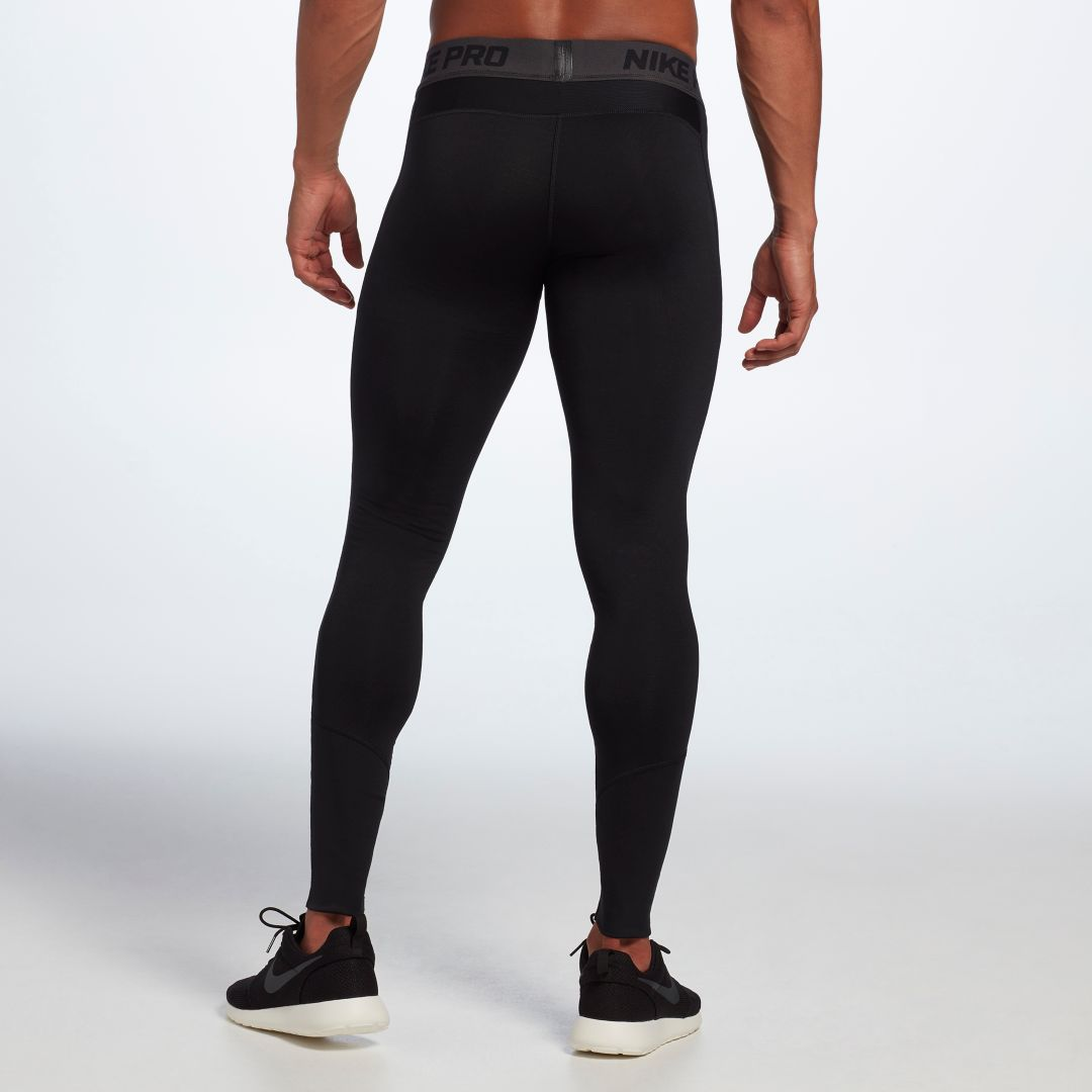 catch presenting new concept Nike Men's Pro Therma Compression Tights