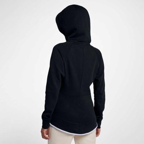 00fe49f1cba38 Nike Women s Sportswear Tech Fleece Full-Zip Hoodie