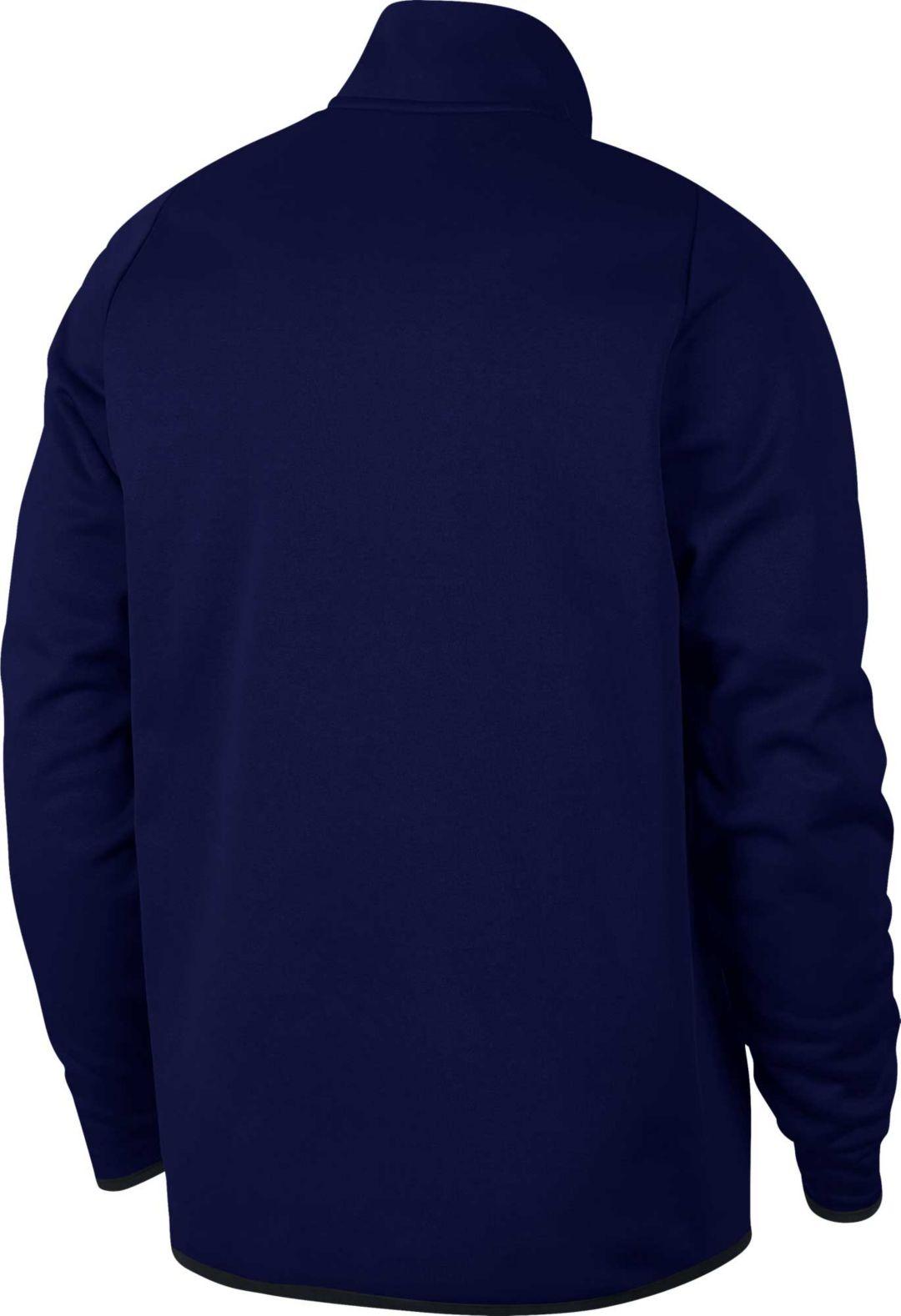 0b8c56b52 Nike Men's Therma 1/4 Zip Fleece Pullover