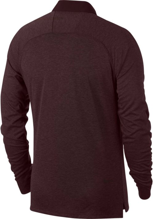 75c72a70d Nike Men's Long Sleeve Golf Polo | DICK'S Sporting Goods