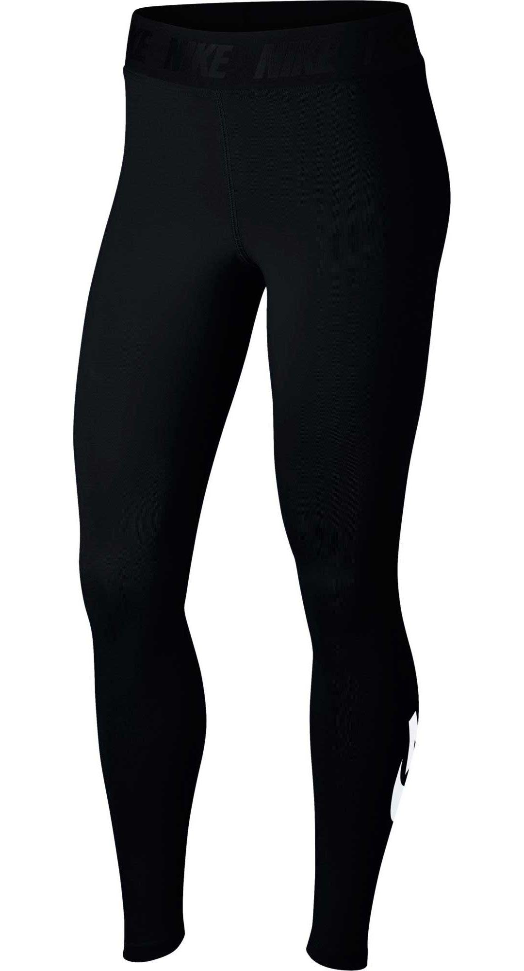 30a94358 Nike Women's Sportswear High Waisted Leg-A-See Graphic Tights