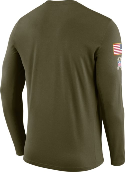 Nike Men s Salute to Service Indianapolis Colts Legend Performance Long  Sleeve Shirt edeb422bd