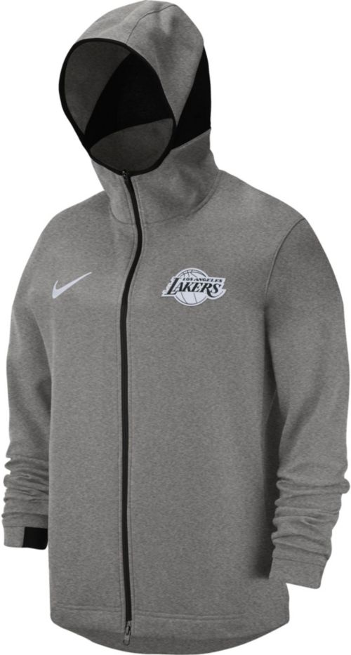 8d628bbed Nike Men s Los Angeles Lakers On-Court Dri-FIT Showtime Full-Zip ...