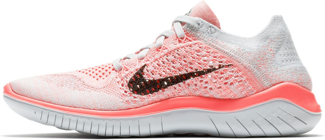separation shoes 036fe 766ae Nike Women's Free RN Flyknit 2018 Running Shoes
