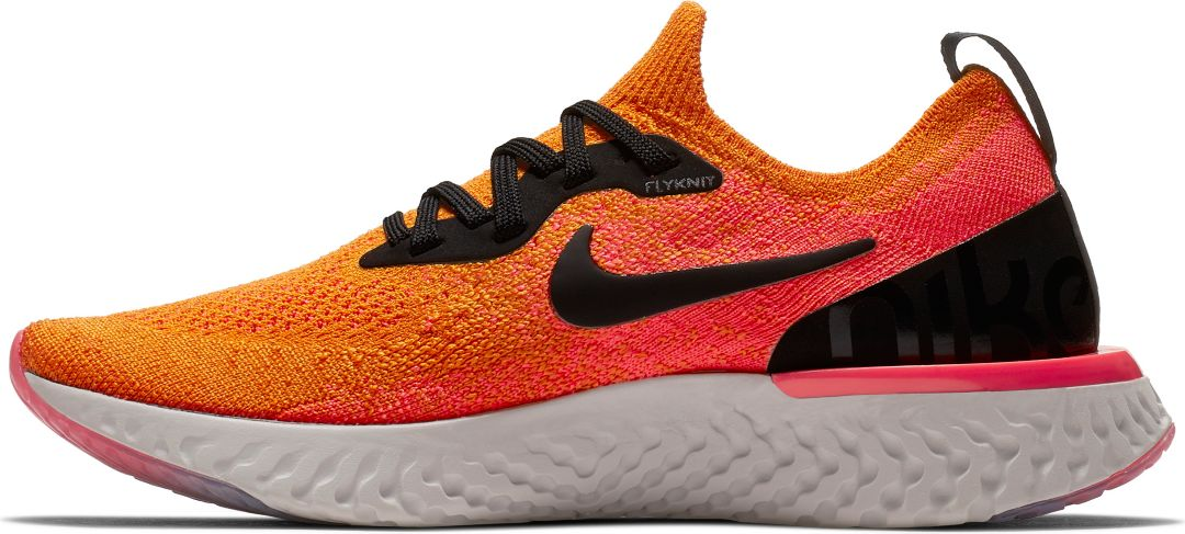 22c473d541 Nike Kids' Grade School Epic React Flyknit Running Shoes