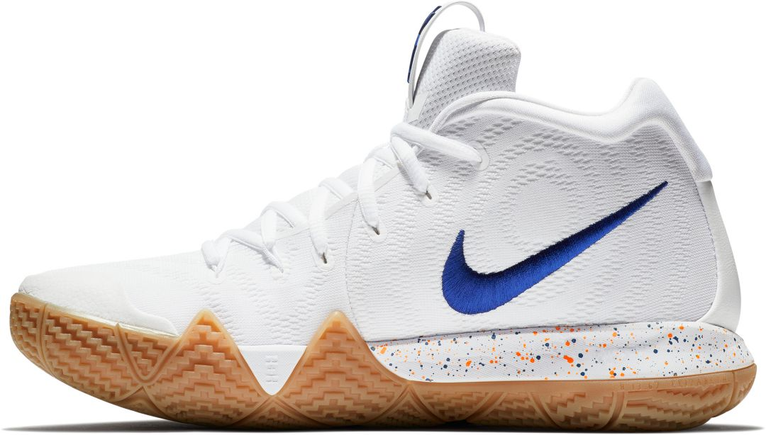 san francisco 39d44 77481 Nike Kyrie 4 Basketball Shoes