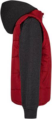 Jordan Boys' Jumpman 2Fer Full-Zip Puffer Jacket product image