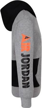 Jordan Boys' Mountainside Jumpman Logo Fleece Pullover Hoodie product image